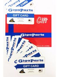 GigaParts Gift Card