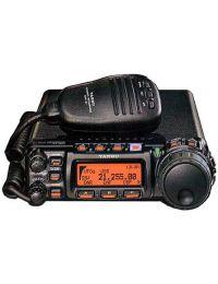 Yaesu FT-857D HF/VHF/UHF Ultra-Compact Transceiver